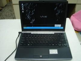SONY VAIO PCG-5N8P 雙核心 筆記型電腦