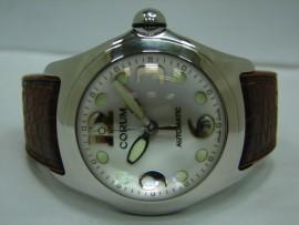 流當品拍賣 原裝 真品 CORUM  崑崙 泡泡錶 自動上鍊 男錶 9成新 附盒單