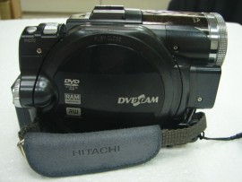 HITACHI GX3300A DVD 攝影機 7-8成新